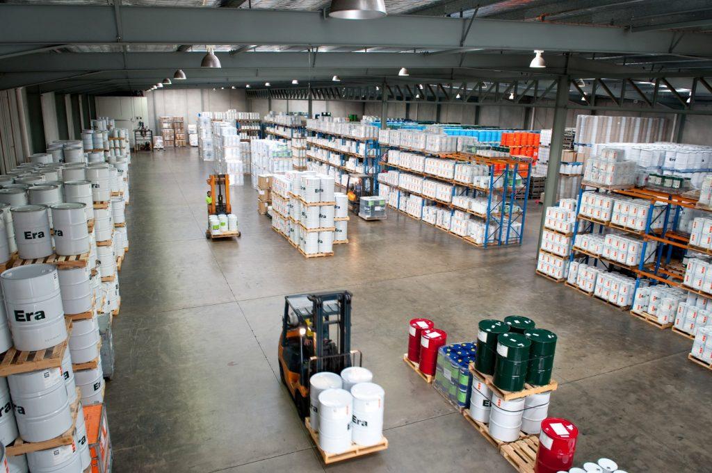 Melting Capacities & Warehousing